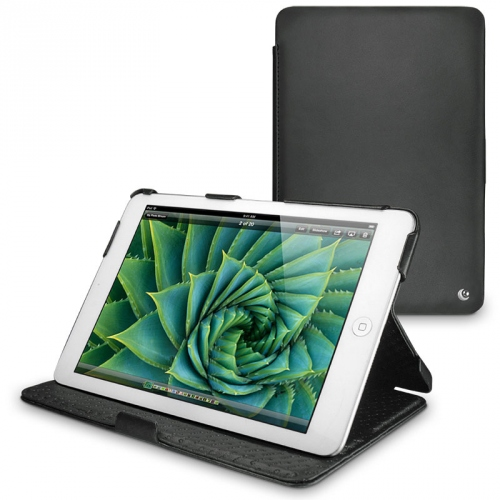 Lederschutzhülle Apple iPad mini - Noir ( Nappa - Black )