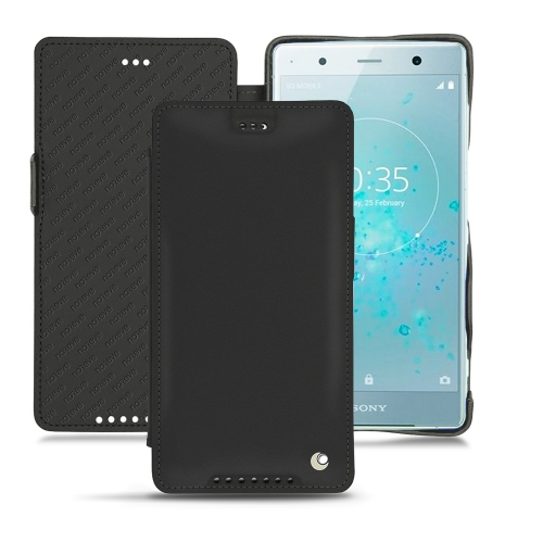 Sony Xperia XZ2 Premium leather case