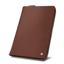 Zipped travel-document holder - Noir ( Nappa - Black )