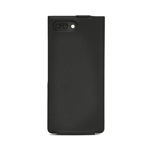 Blackberry Key2 leather case