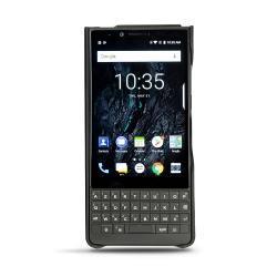 Coque cuir Blackberry Key2