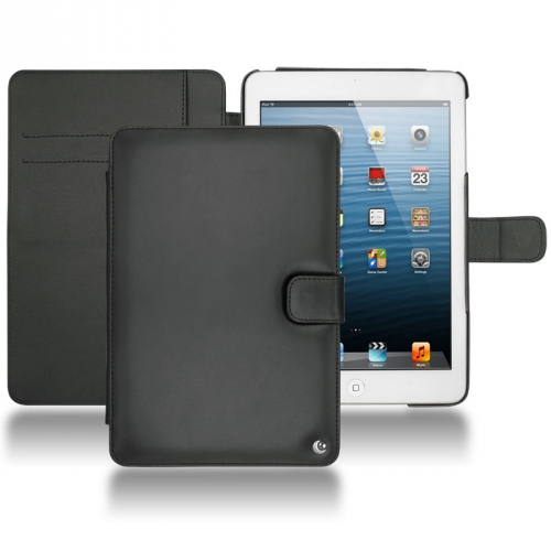 가죽 커버 Apple iPad mini  - Noir ( Nappa - Black )