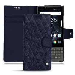 Housse cuir Blackberry Key2