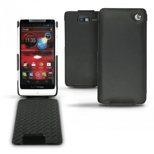 Motorola RAZR i XT890  leather case