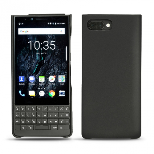 가죽 커버 Blackberry Key2