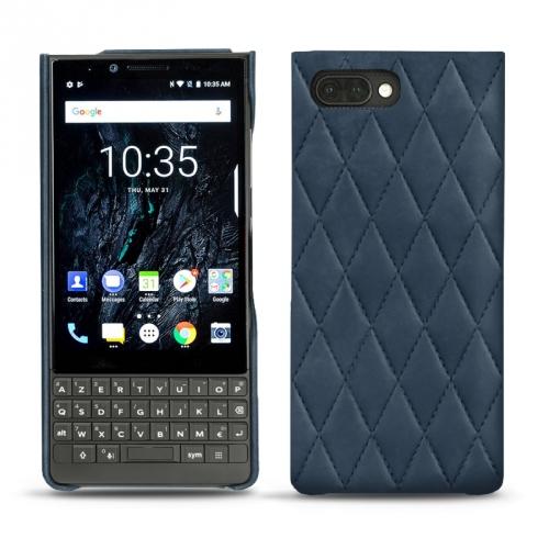 crossbody phone case handmade key2 case BlackBerry KEY2 case handcrafted leather custom phone case BlackBerry KEY2 Phone Wallet Case