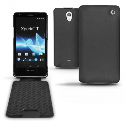 Sony Xperia T  leather case