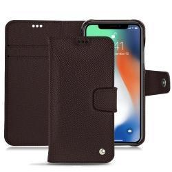 Funda de piel Apple iPhone Xs Max