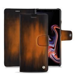 Lederschutzhülle Samsung Galaxy Note9