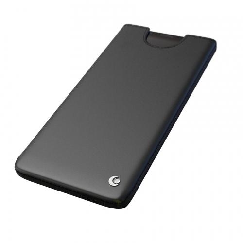 Pochette cuir Samsung Galaxy Note9