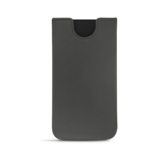 Apple iPhone Xr leather pouch
