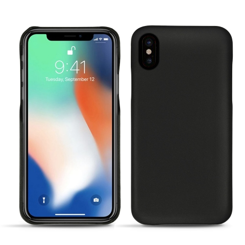 Custodia in pelle Apple iPhone Xs Max