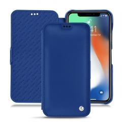 Custodia in pelle Apple iPhone Xr