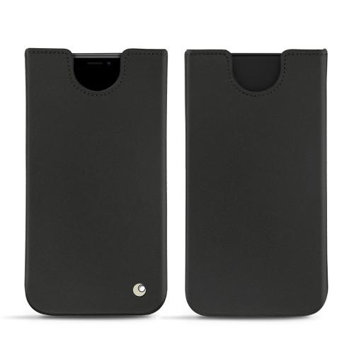Funda de piel Apple iPhone Xr