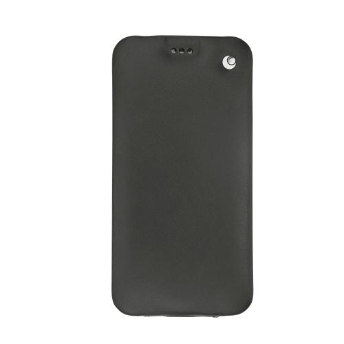 가죽 커버 Apple iPhone Xs