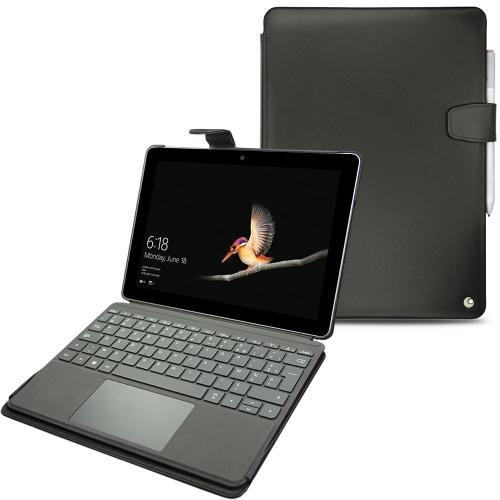Capa em pele Microsoft Surface Go