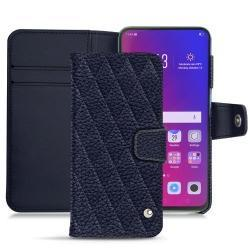 Custodia in pelle Oppo Find X