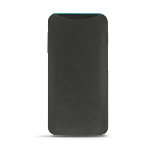 Oppo Find X leather cover