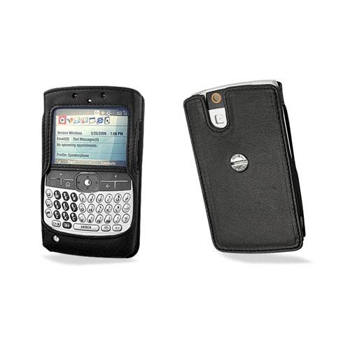 Etui cuir Motorola Q  Design B