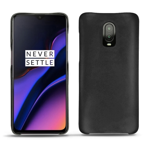 OnePlus 6T leather cover