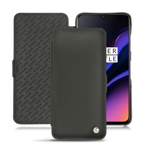 OnePlus 6T leather case