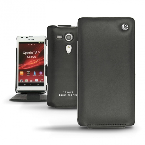 Sony Xperia SP  leather case