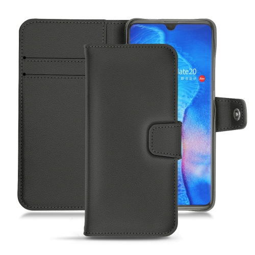 Custodia in pelle Huawei Mate 20 - Noir PU