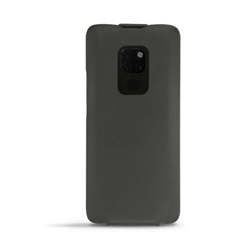 Housse cuir Huawei Mate 20