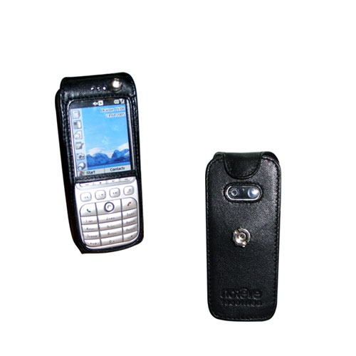 Etui cuir Qtek 8200 - SPV C550