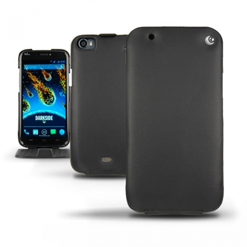 Wiko Darkside  leather case