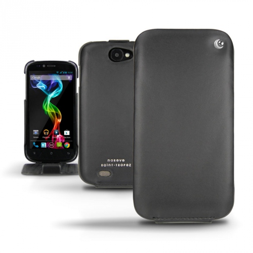 Archos 53 Platinum  leather case
