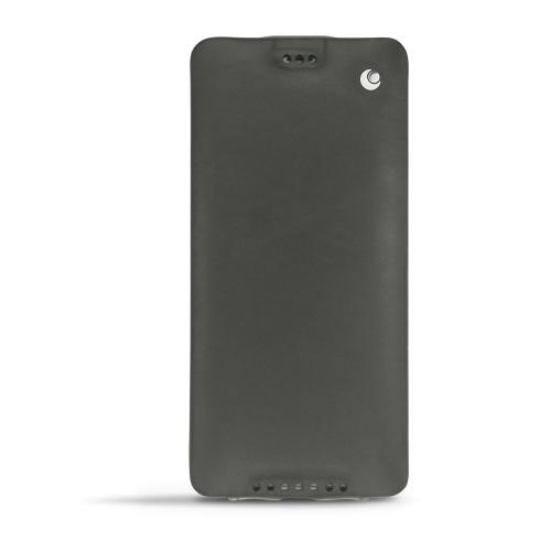 Sony Xperia XZ3 leather case