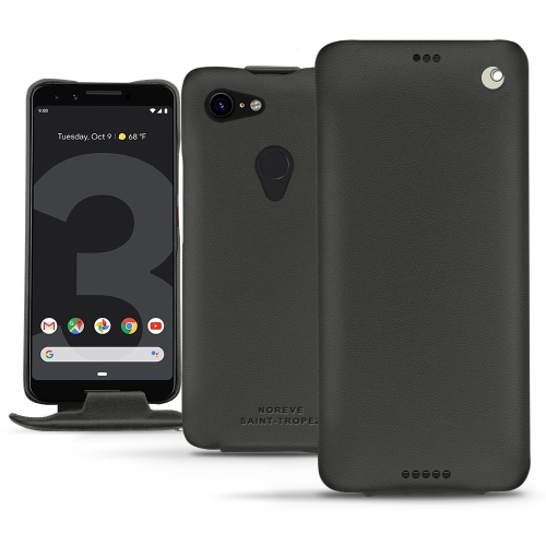 Custodia in pelle Google Pixel 3 XL - Noir PU