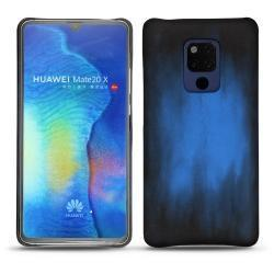 Capa em pele Huawei Mate 20 X