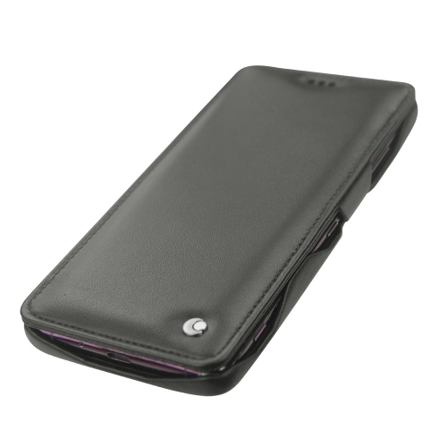 Housse cuir Sony Xperia XZ3