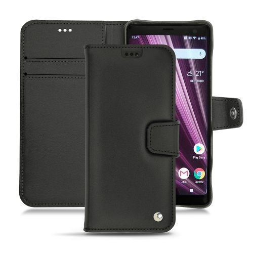 硬质真皮保护套 Sony Xperia XZ3